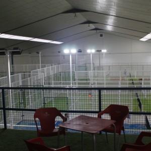 instalaciones de Club Padel Time